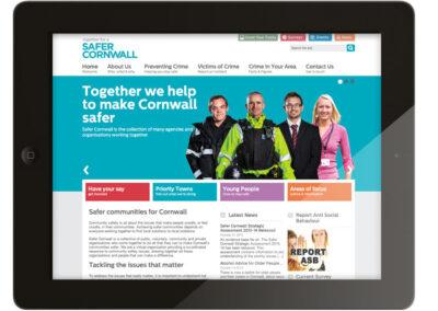 Safer Cornwall